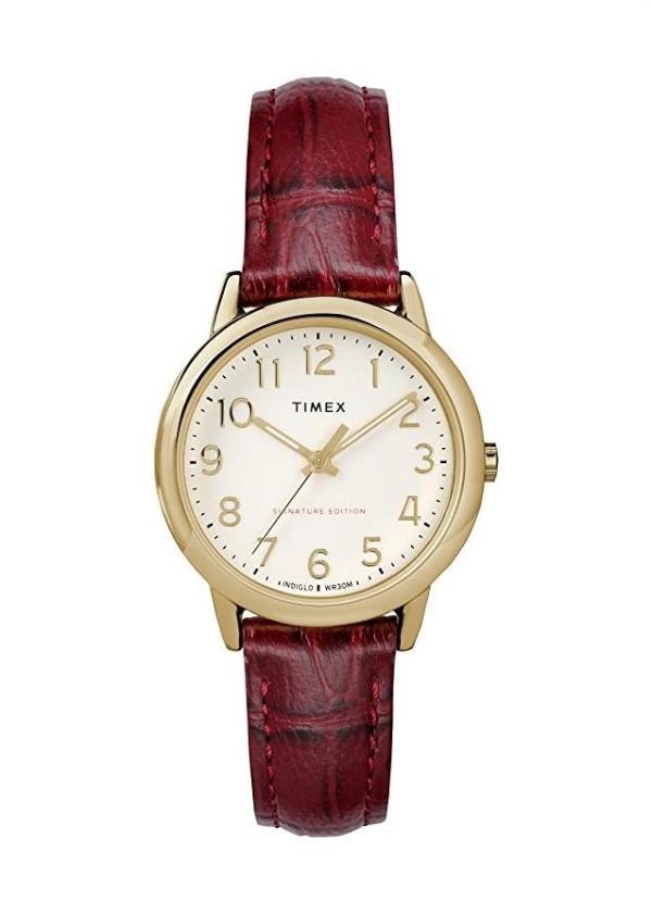 TIMEX Ladies Wrist Watch Model EASY READER TW2R65400