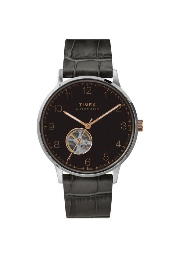 TIMEX Wrist Watch Model WATERBURY AUTOMATIC TW2U11600