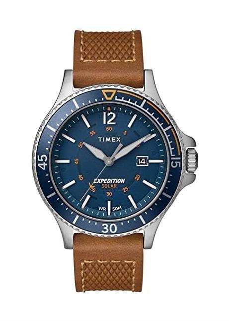 TIMEX Gents Wrist Watch Model RANGER SOLAR TW4B15000