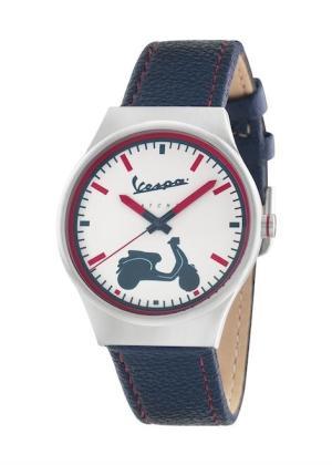 VESPA Gents Wrist Watch Model IRRIVERENT VA-IR04-SS-02WT-CP
