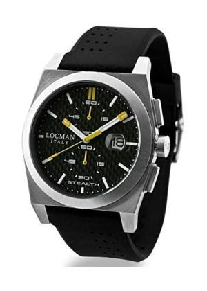 LOCMAN Gents Wrist Watch Model STEALTH 020200CBFYL1GOK