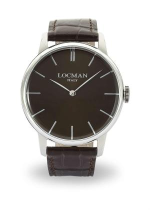 LOCMAN Gents Wrist Watch Model 1960 COLLECTION 0251V04-00BNNKPT