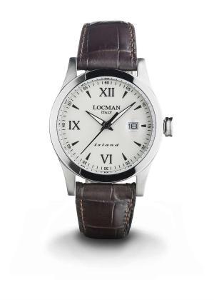 LOCMAN Gents Wrist Watch Model ISLAND 0614A05-00AVBKPN