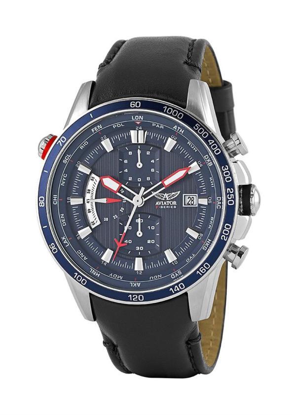 AVIATOR Mens Wrist Watch AVW2020G287