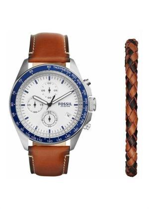 FOSSIL Gents Wrist Watch Model SPORT 54 Special Pack + Bracelet CH3090SET