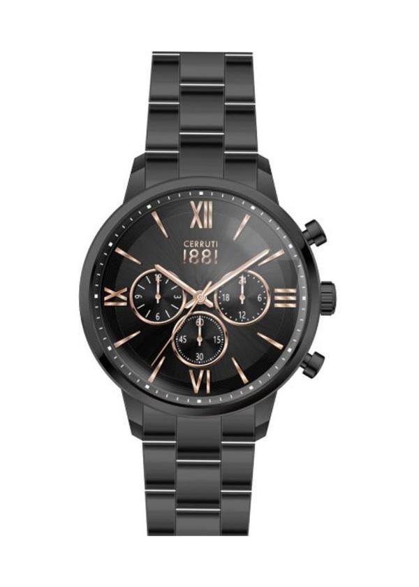 CERRUTI 1881 Mens Wrist Watch Model Denno CRA23408