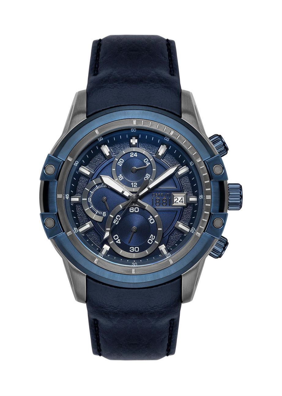 CERRUTI 1881 Mens Wrist Watch Model Valdaone CRA23503