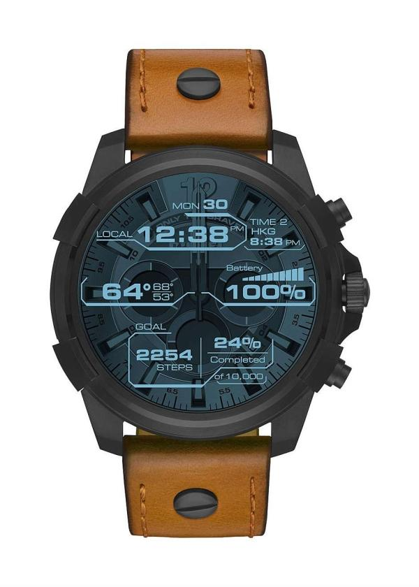 DIESEL ON SmartWrist Watch Model HYBRID DZT2002