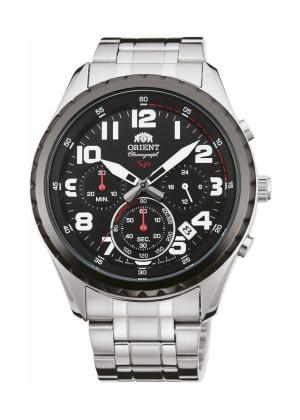 ORIENT Mens Wrist Watch FKV01001B0