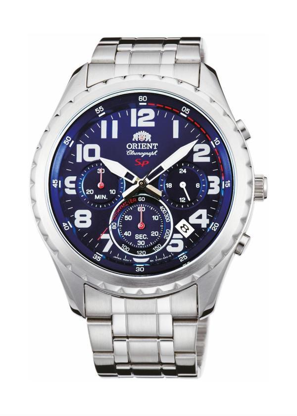 ORIENT Mens Wrist Watch FKV01002D0