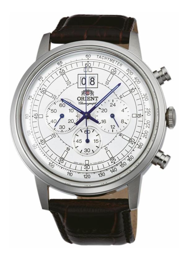 ORIENT Mens Wrist Watch FTV02004W0