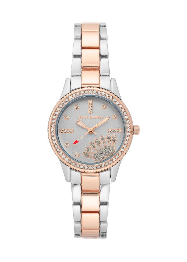 JUICY COUTURE Women Wrist Watch JC/1110SVRT