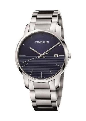 CK CALVIN KLEIN Gents Wrist Watch Model CITY K2G2G14Q