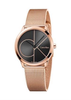 CK CALVIN KLEIN Ladies Wrist Watch Model MINIMAL K3M22621