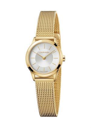 CK CALVIN KLEIN Ladies Wrist Watch Model MINIMAL K3M23526