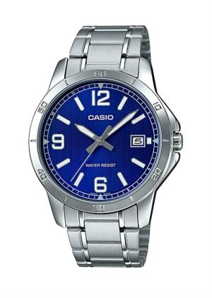 CASIO Gents Wrist Watch MTP-V004D-2B