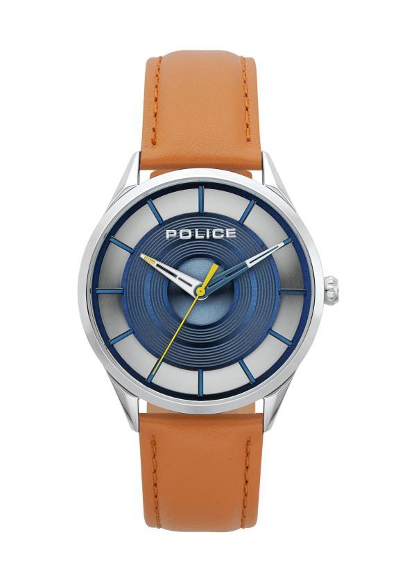 POLICE Mens Wrist Watch Model Burbank PL.15399MS/03