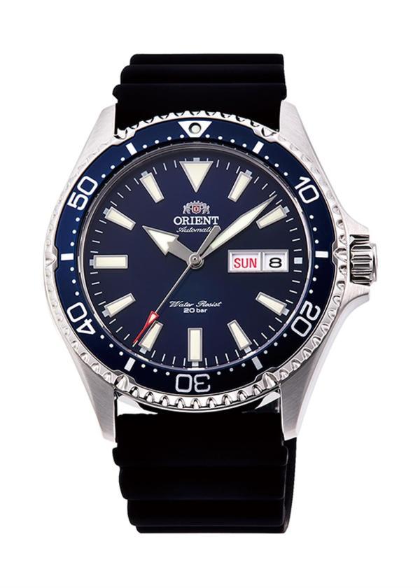 ORIENT Mens Wrist Watch Model Mako RA-AA0006L19B