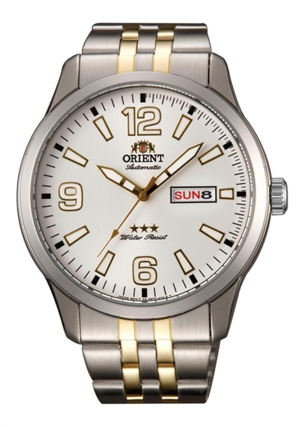 ORIENT Mens Wrist Watch RA-AB0006S19B