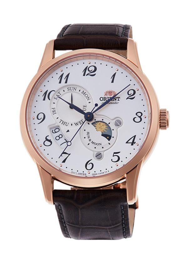 ORIENT Mens Wrist Watch RA-AK0001S10B