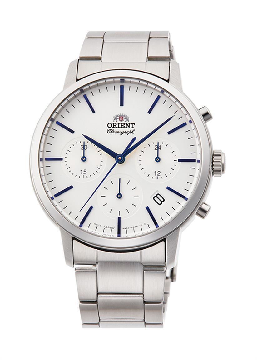 ORIENT Mens Wrist Watch RA-KV0302S10B