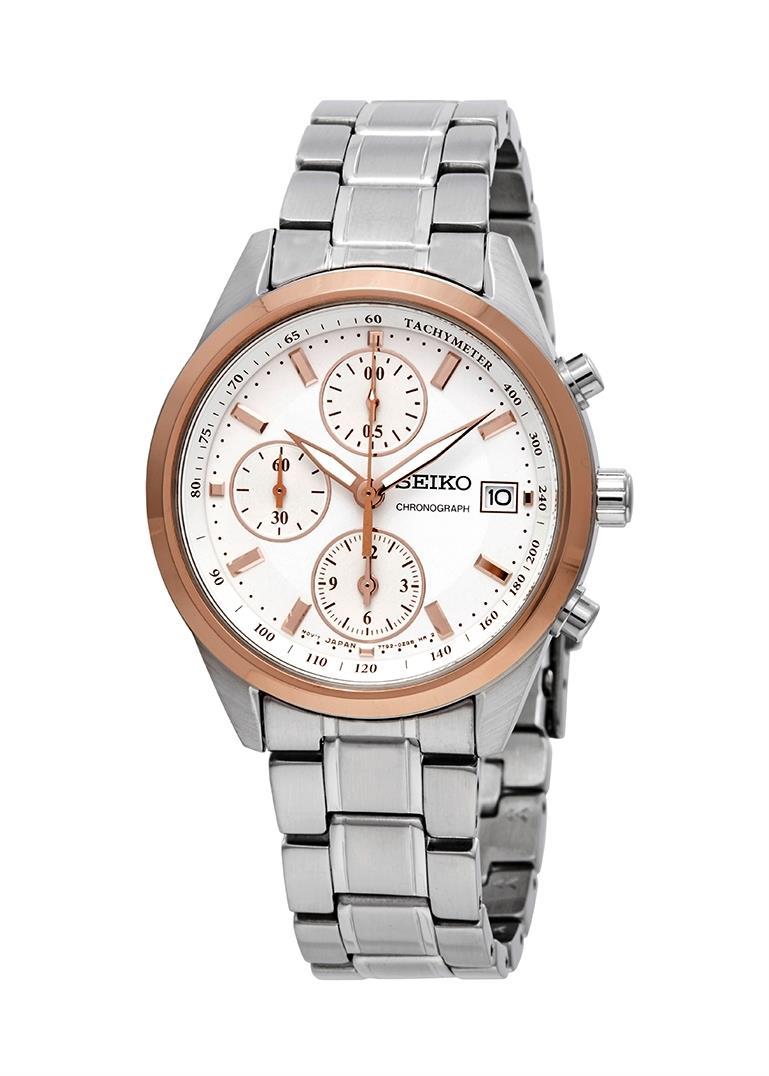 SEIKO Ladies Wrist Watch SNDV56P1
