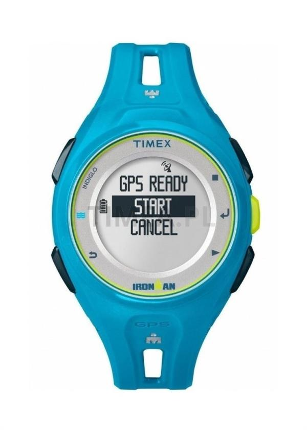 TIMEX Unisex Wrist Watch Model IRONMAN RUN GPS TW5K87600H4