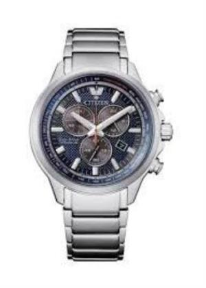CITIZEN Gents Wrist Watch Model Crono Super Titanio 2470 AT2470-85L