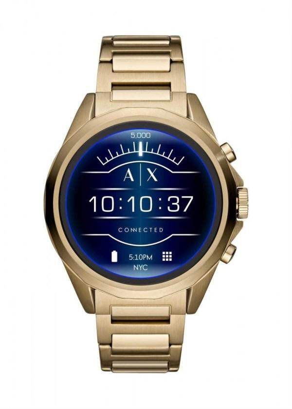 ARMANI EXCHANGE CONNECTED SmartWrist Watch AXT2001
