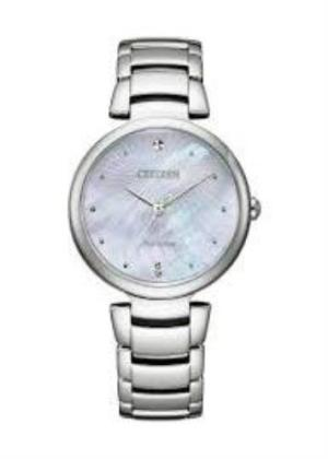 CITIZEN Ladies Wrist Watch Model Lady EM0850-80D