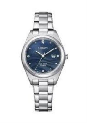 CITIZEN Ladies Wrist Watch Model Lady EW2600-83L