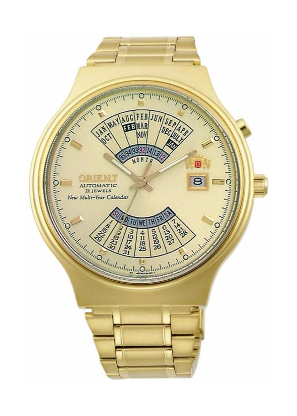 ORIENT Mens Wrist Watch FEU00008CW