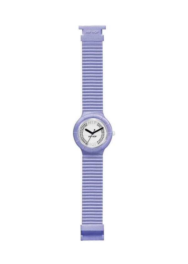 HIP HOP Wrist Watch Model CRYSTAL HWU0072