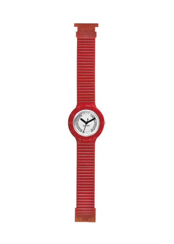 HIP HOP Wrist Watch Model CRYSTAL HWU0074