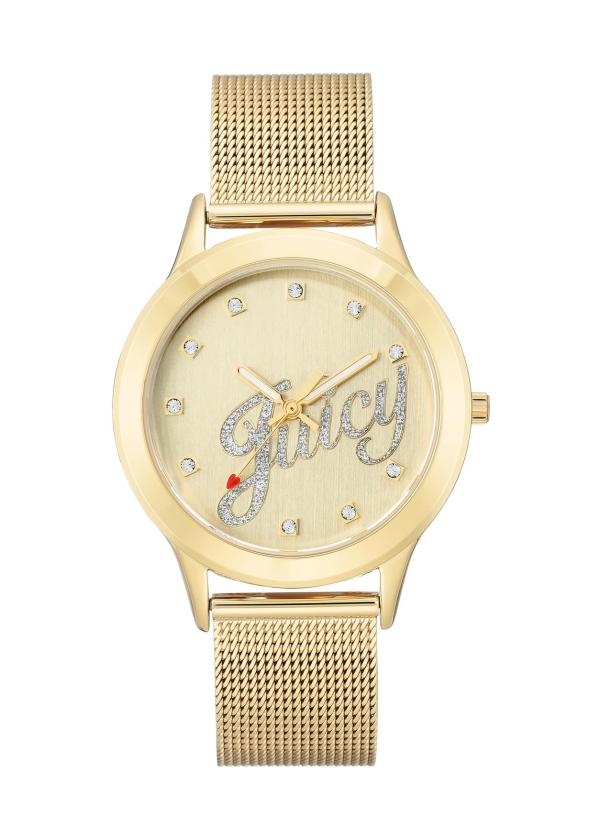 JUICY COUTURE Womens Wrist Watch JC/1032CHGB