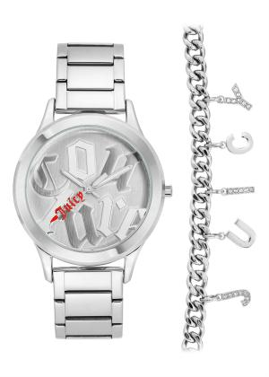 JUICY COUTURE Womens Wrist Watch JC/1147SVST