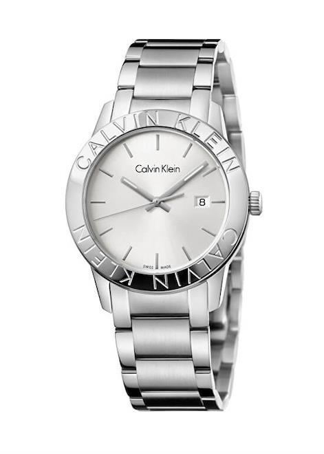CK CALVIN KLEIN NEW COLLECTION Ladies Wrist Watch Model STEADY K7Q21146