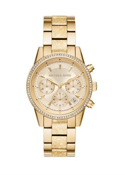 MICHAEL KORS Ladies Wrist Watch Model RITZ MK6597