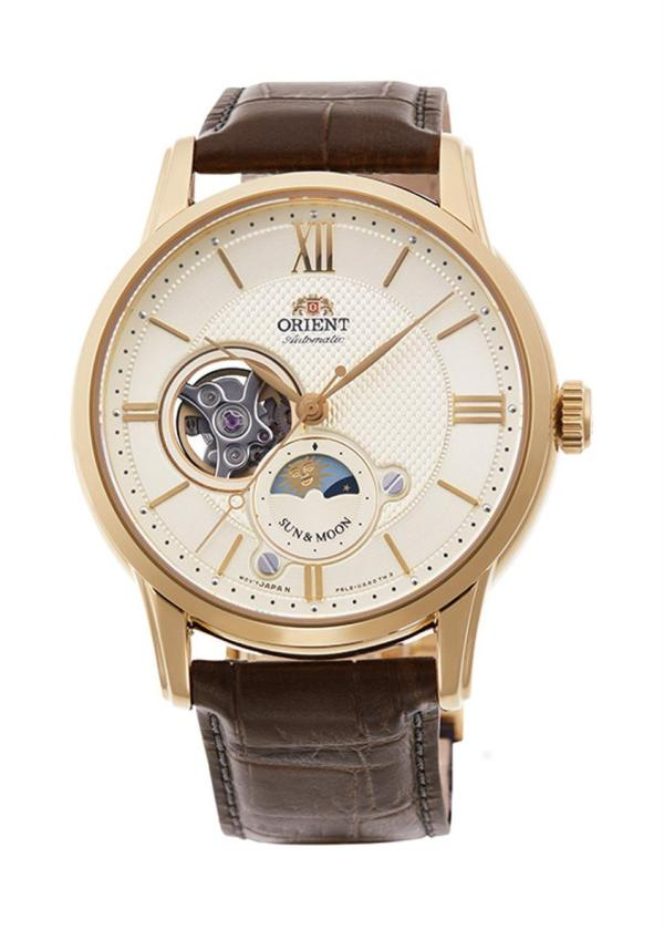 ORIENT Mens Wrist Watch RA-AS0004S10B