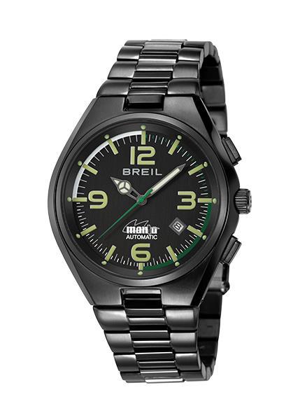 BREIL Wrist Watch Model MANTA PROFESSIONAL AUTOMATIC TW1359