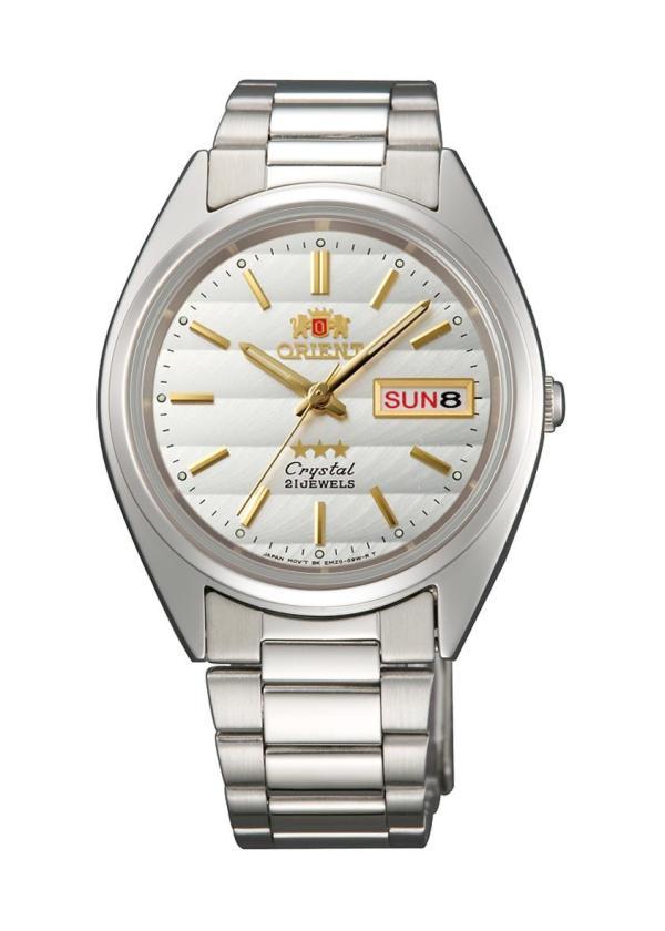 ORIENT Unisex Wrist Watch Model 3 Stars Automatic FAB00007W9