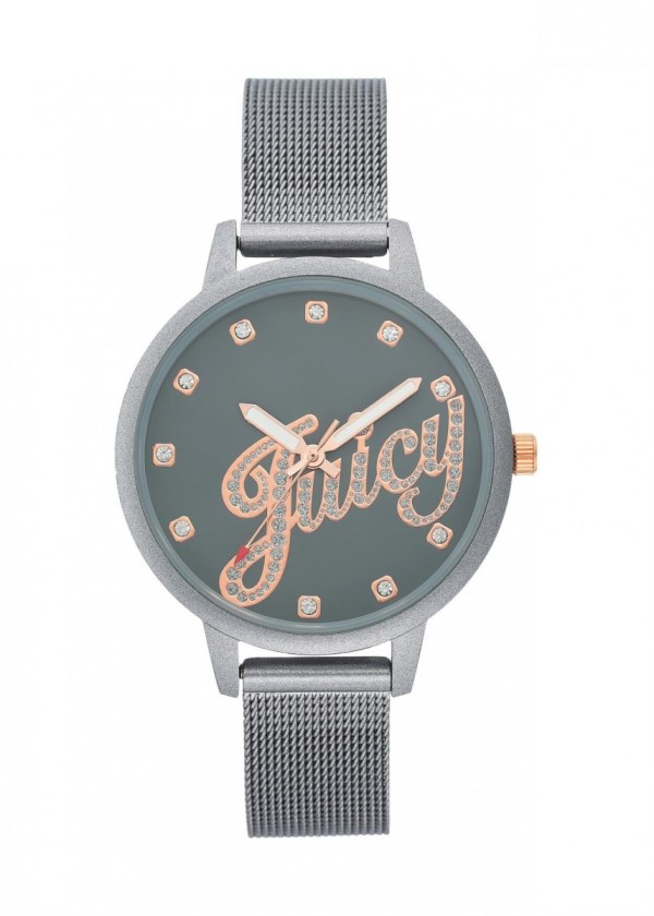 JUICY COUTURE Womens Wrist Watch JC/1122GYGY