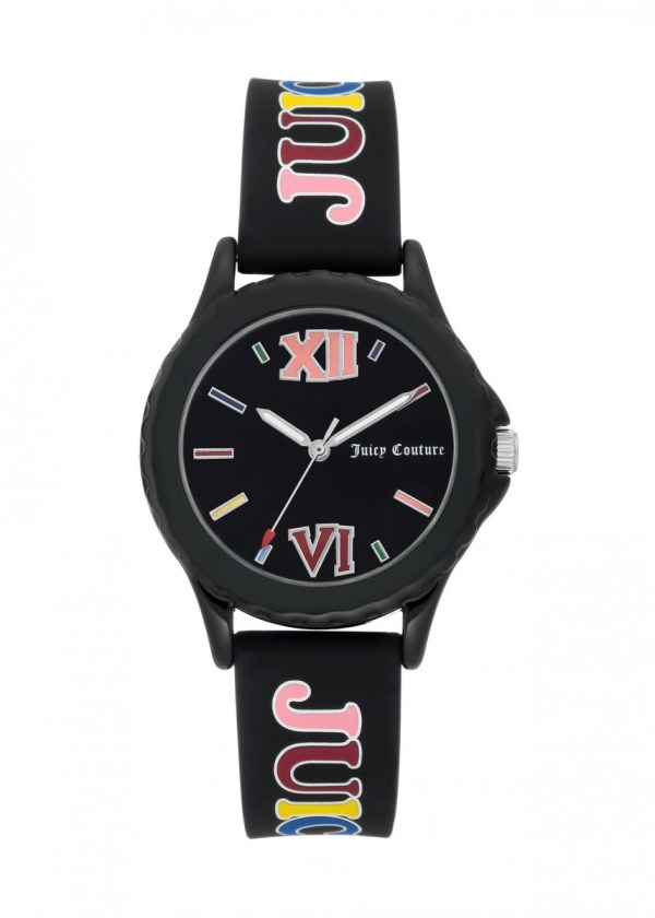 JUICY COUTURE Womens Wrist Watch JC/1003BKBK