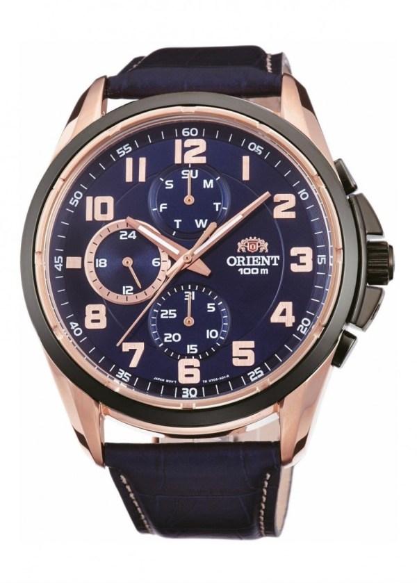 ORIENT Mens Wrist Watch FUY05004D0