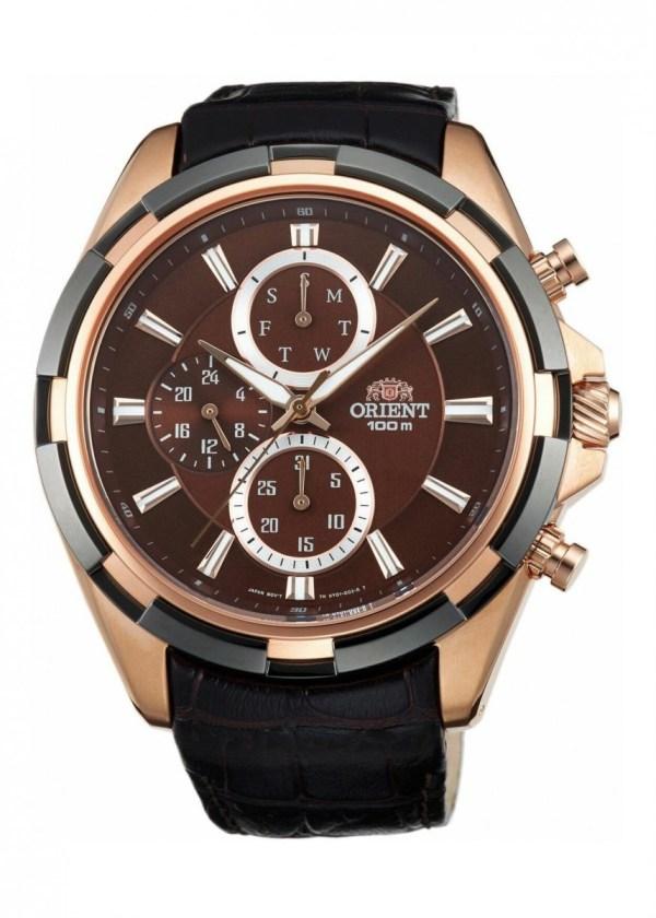 ORIENT Mens Wrist Watch FUY01004T0