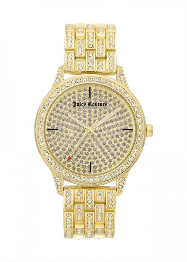 JUICY COUTURE Womens Wrist Watch JC/1138PVGB