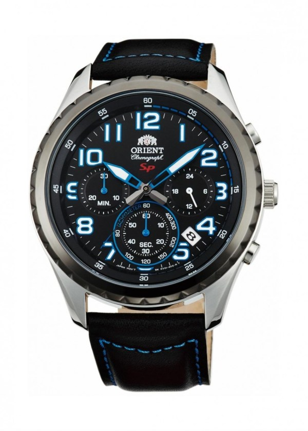 ORIENT Mens Wrist Watch FKV01004B0