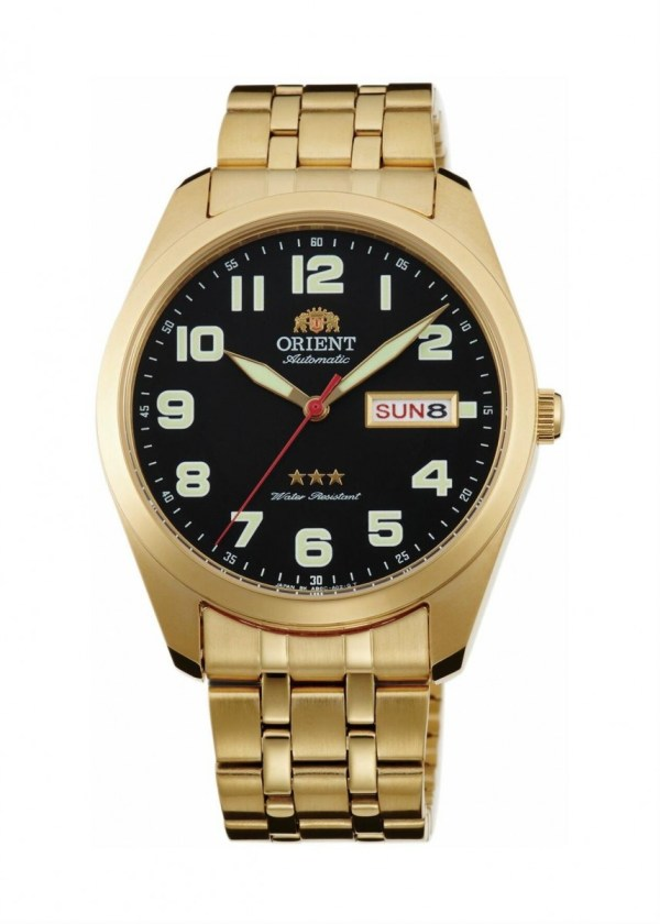 ORIENT Mens Wrist Watch RA-AB0022B19B