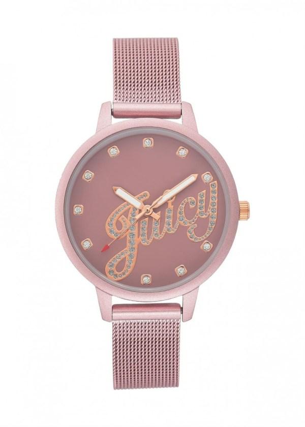 JUICY COUTURE Womens Wrist Watch JC/1122PKPK