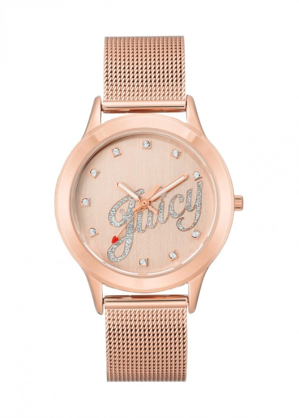JUICY COUTURE Womens Wrist Watch JC/1032RGRG